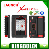 2014 Global Version 100% Original Launch X431 V Euqal to Launch X431 Pro Update By Launch Website X-431 V Bluetooth/Wifi