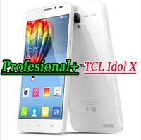 "TCL Idol X Full White Tcl S950 441PPI 5""IPS 1080P 2MP+13.1MP Dual Camera 2G+16G Storage Google Play Built in Only 6.99mm"