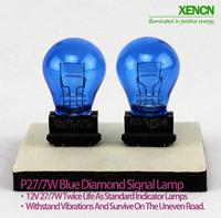 XENCN 3157 12V 27/7W Colorful Interior Light Dashboard Warning Indicator Halogen Gauge Lamps Signal Lights For Car Free Shipping