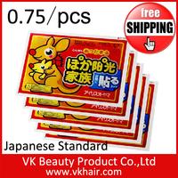 Free shipping 20pcs/lot heating pad body warmer pad/ heating sticker/heating pad for body/warm pad heating patch