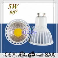 50 x COB LED GU10 Light Bulb Dim 5W 110V 220V 230V 240V GU10 COB Ampoule Spot LED Bulbo Replace Alogena Lampada
