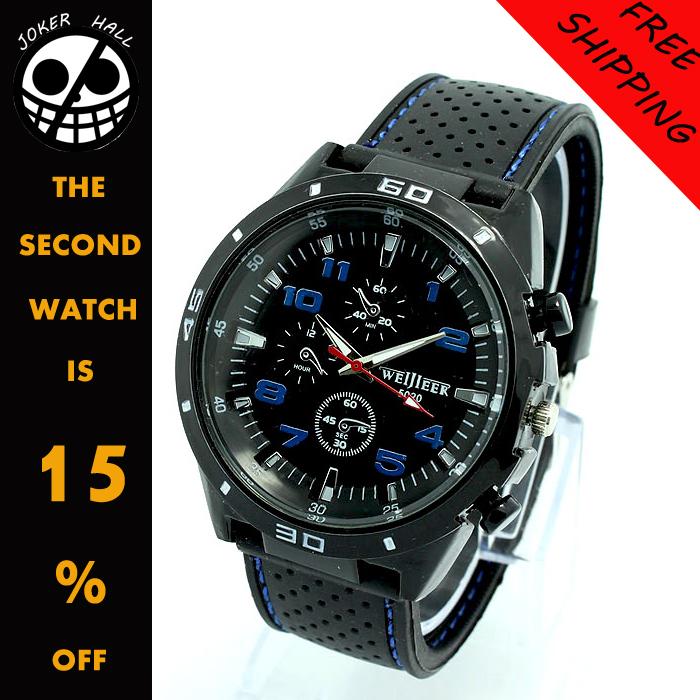 new 2013 fashion weijieer brand sports watches