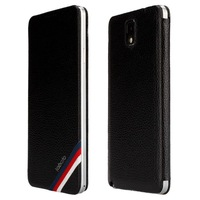 Wholesale Case For Samsung Galaxy Note 3 III N9000 Fashion Design Microfiber Leather Cover For note 3 phone Free Shipping