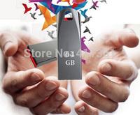 Waterproof Stainless Steel Metal 64G High Speed USB2.0 Flash Memory Pen Drive Stick Drives U Disk