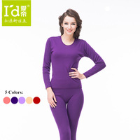 Clearance For Women's Coral Fleece Thickening Thermal Underwear Women Heat Saving Slim Thermal Underwear For Women Winter