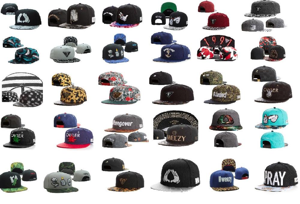 New Hot Adjustable Funny Hip pop Fashion Mickey Hands Cayler Sons Snapback Cap Hat Men Women Basketball Baseball Cap hats(China (Mainland))
