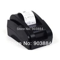 58mm printer  USB mini thermal receipt printer ticket pos portable laser printers freeshipping