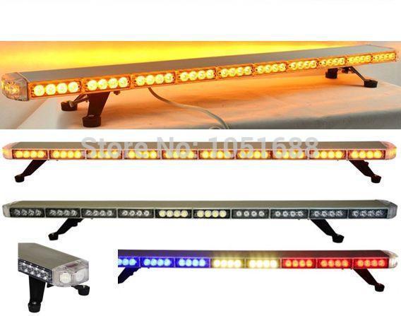 Free shipping high bright GEN-3 1 Watt lightbar/led lightbar/light bar/led light bar/led warning lightbar/led warning light bar(China (Mainland))