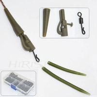 Carp terminal tackle carp fishing safety lead clip set carp fishing rolling swivel 120PCS