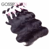 5A grade malaysian virgin hair body wave 4 pcs free shipping cheap malaysian body wave human hair weave hair extension no tangle