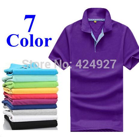 Wholesale 2014 Men brand t shirts for men polo shi