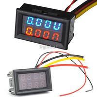 New DC 0V-30V (10A) Dual LED Digital Voltmeter Ammeter Voltage AMP Power Meter Ampere Meter R+B TK1211