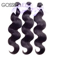 peruvian virgin hair body wave 3 pcs lot free shipping cheap peruvian body wave hair extension human hair weave