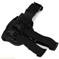 High quality Adjustable Wrap-Around Tactical Thigh M92 Leg Pistol Gun Holster Pouch with Magazine Pocket
