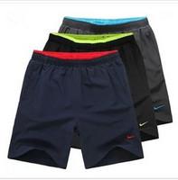 New men surf beach short classic outdoor men sport short Beach Swim grid swimming wear quick dry beach male shorts
