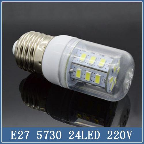 Купить Светодиодная лампа Z105-106 188-191 423-424# 5 10 x /e27 24 36 56 69LED 220V 7/12/15/20W 5730 Droplight 360 с бесплатной