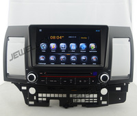 Pure Android 4.4 Car DVD GPS Navigation for Mitsubishi Lancer Fortis with 3G/Wifi