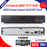 4 Channel 1080P cctv Network Video Recorder IP NVR 4CH Support ONVIF 2.0 system H.264 HDMI 1080P Output,cctv nvr for ip camera