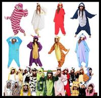 2014 New Fashion Pajamas Flannel Pyjama Anime Cosplay onesies Unisex Adult Onesie Sleepwear Dress Frozen Olaf Snowman/Pikachu