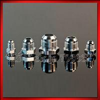 25PCS/LOT AN4 + AN6 + AN8 + AN10 + AN12 AN Male Aluminium Weld On Fitting