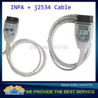 Disclount INPA K+CAN K+DCAN USB Interface Car Diagnostic Cable & V9.30.002 MINI VCI J2534 Interface Car Diagnostic Connector