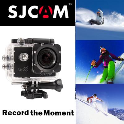 Original SJ4000 SJCAM brand Action Camera Waterproof Camera 1080P Full HD Helmet Camera Underwater Sport Cameras Sport DV Gopro(China (Mainland))