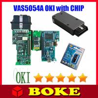 New Arrival Car Diagnostic Tool Vas 5054a ODIS V2.0 Bluetooth VAS5054 VW Vas5054a VAS 5054a Support Multi-Languages OKI CHIP UDS