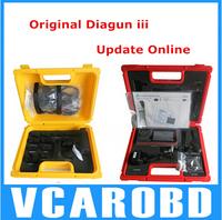 2014 100% Original L aunch X431 Diagun 3 diagun III Free Update visa internet  Diagun 3 DHL  shipping!