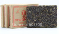 2006year Yunnan Puer Tea Brick , Wild Tea,Raw Puer tea Flavorful Finish 50g
