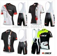 2014 Castelli cafe sidi Cycling jersey (Bib) Shorts cycling clothing sportswear ropa ciclismo maillot bicycle jersey