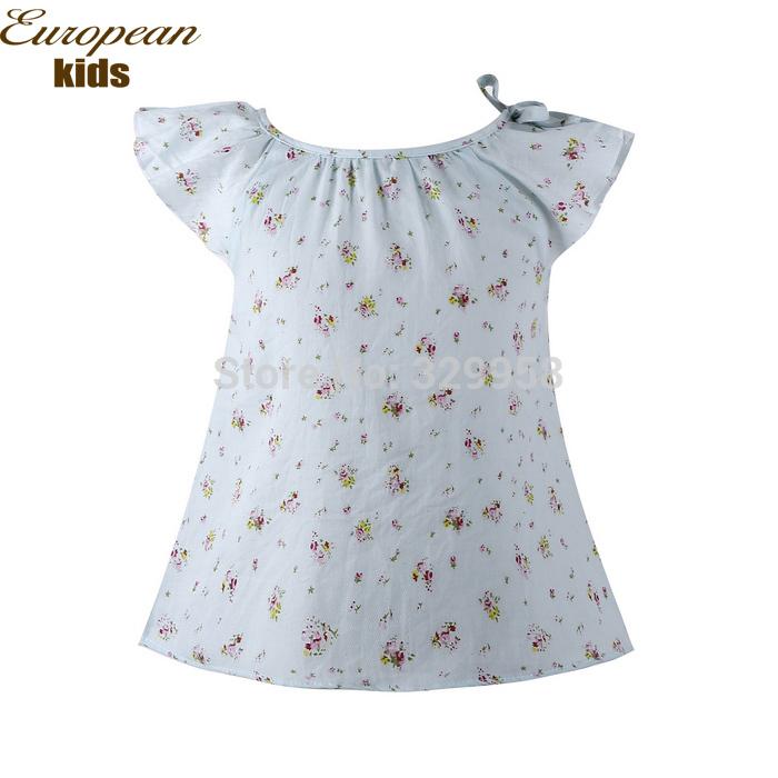TOP quality 2014 Italy designer baby girls t shirt,100% cotton fashion girl t shirt, new summer brand kids t-shirts girl, 3-12Y(China (Mainland))