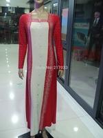 YA08 party wear  Womens   Islamic Wear Abaya Jilbab Hijab Muslim Dress,long sleeve