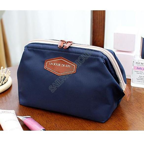 Beautician 4 Colors cosmetic storage bags makeup bag women's organizer bag handbag travel bag Cosmetic pouch #2 SV002470(China (Mainland))