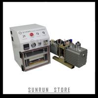 2014 Vacuum OCA Laminator Laminating Machine Refurbish Repair Lamination Machine with Vacuum Pump