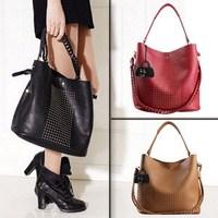 2014 women handbag women leather handbag female bags vintage women shoulder cross-body bag messenger bags totesWFCHB01308