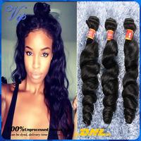 New Star 5A Peruvian Loose Body Wave Virgin Hair Remy Peruvian Virgin Hair Extension Free Shipping Rosa Hair Weave Bundles