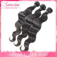 5A Luvin Hair Products Brazillian Body Wave 4Pcs Lot 8-30inch Cheap Rosa Hair Company Brizilian Body Wavy Hair Weave Bundles