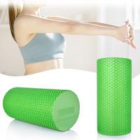 Hot!!!  EVA Foam Roller Yoga Pilates Exercise Back Home Gym Massage 45x15cm, massage foam roller yoga block OT00