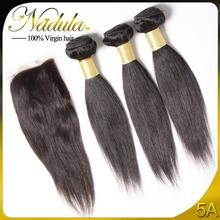 virgin Hair with closure
