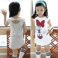 2014 High quality Retail Baby Kids T-shirt girls T shirts Tops boys Clothes summer children T shirt Drop Shipping #2 SV001862