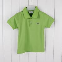 Retail 2014 summer  top brand high quality 100% cotton t-shirt clothing for boy fashion sportswear