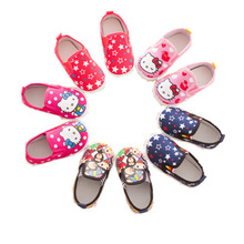 New Kids sneakers baby girls boys shoes 8 colors children canvas shoes Hello