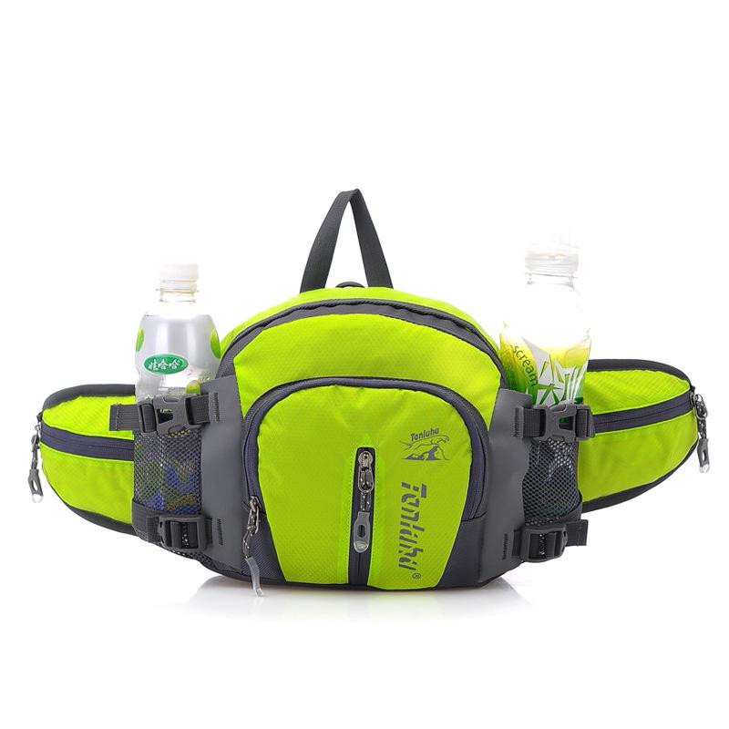 De la marca tanluhu multi- funcional de alta calidad al aire libre del deporte paquete de la cintura bolsa de la bolsa de montaña