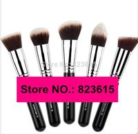 5pcs kabuki kit F80 F82 F84 F86 F88 Cosmetic makeup brush