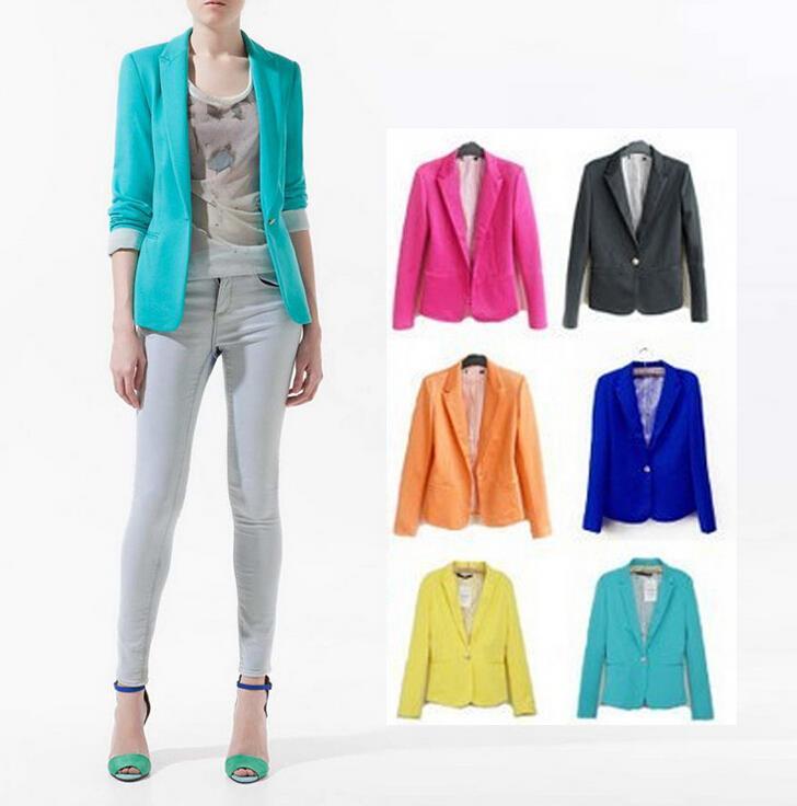 Mode Jassen Lente 2015 : Kopen wholesale blauw gestreept jasje uit china