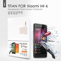 Original xiaomi mi4 Premium Tempered Glass Screen Protector for xiaomi M4 Unique glass film GODOSMITH TITAN 2014 New