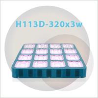 1000W Super New Led Grow Light High Power Plant Grow Light Full Spectrum Aeroponics System Grow Tent 3w*320pcs Cree Led Lamps