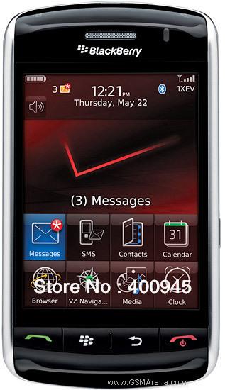 "9530 Refurbished Original Unlocked BlackBerry Storm 9530 GPS 3.0MP 3.25""TouchScreen Valid PIN+IMEI 3G Phone Free Shipping"