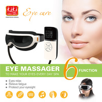 Pangao.New Air pressure Eye massager.Vibration and heating function.Dispel eye bags,eye magnetic far-infrared heating
