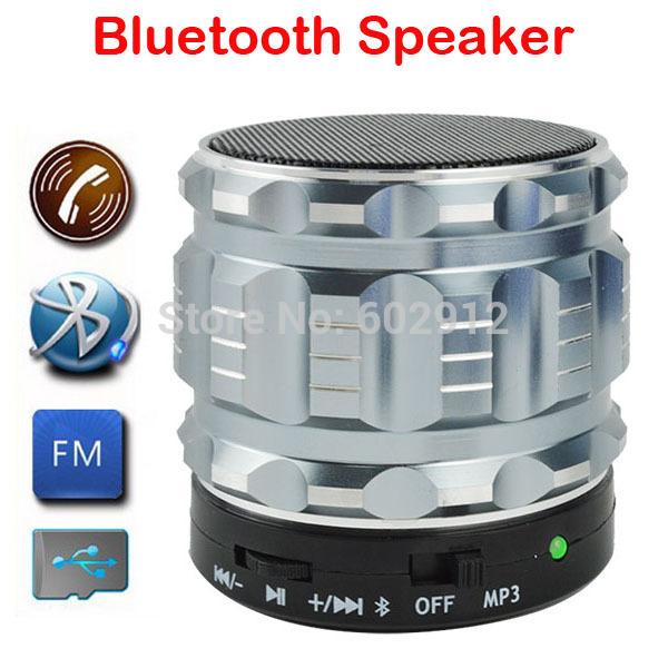 Portable Subwoofer Wireless Bluetooth Speaker Hi-fi Altavoz Altavoces Parlantes Enceinte Falante w/ FM Radio Handsfree(China (Mainland))